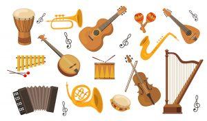Mengenal Alat-Alat Musik Tradisional Beserta Asalnya