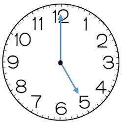 jam 5
