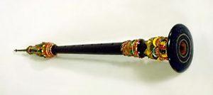 serune kalee - alat musik tradisional