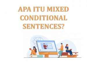 Mixed conditional sentences