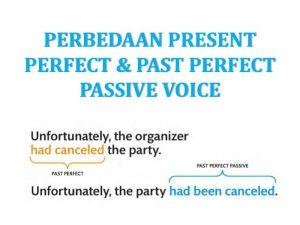 past perfect passive voice