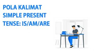 pola kalimat simple present tense is am are