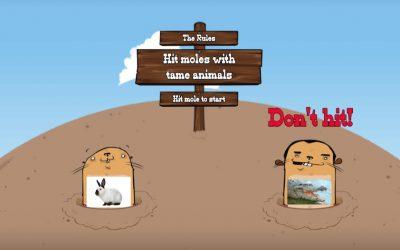 English Vocabulary Games: Tame vs Wild Animals