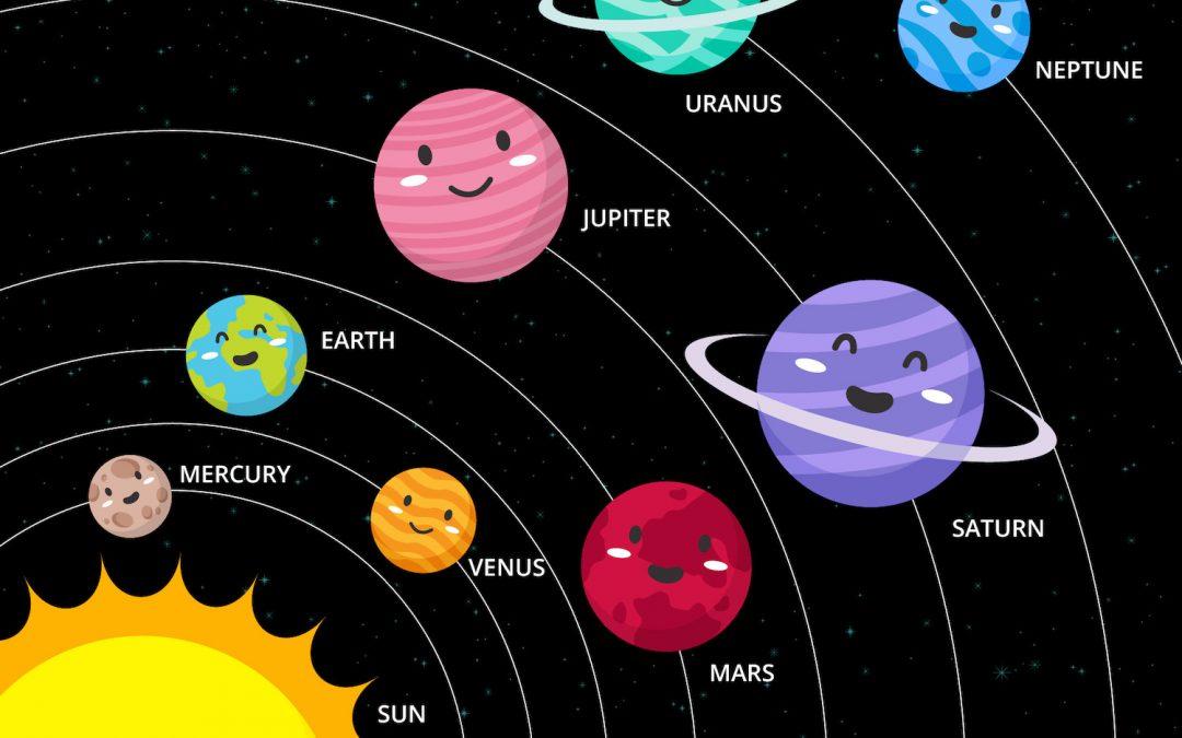 Mengenal Matahari dan Planet-Planet di Tata Surya